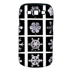 Snowflakes Exemplifies Emergence In A Physical System Samsung Galaxy S Iii Classic Hardshell Case (pc+silicone)