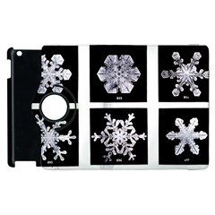 Snowflakes Exemplifies Emergence In A Physical System Apple Ipad 2 Flip 360 Case
