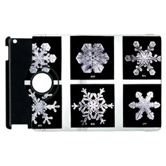 Snowflakes Exemplifies Emergence In A Physical System Apple Ipad 3/4 Flip 360 Case