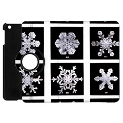 Snowflakes Exemplifies Emergence In A Physical System Apple Ipad Mini Flip 360 Case