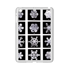 Snowflakes Exemplifies Emergence In A Physical System Ipad Mini 2 Enamel Coated Cases