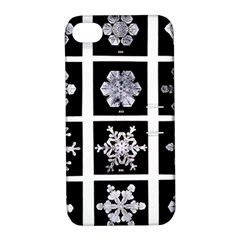 Snowflakes Exemplifies Emergence In A Physical System Apple Iphone 4/4s Hardshell Case With Stand