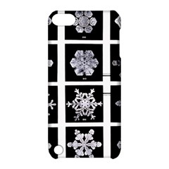 Snowflakes Exemplifies Emergence In A Physical System Apple Ipod Touch 5 Hardshell Case With Stand