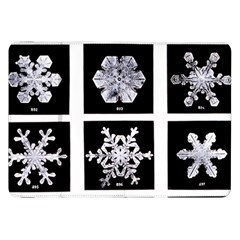 Snowflakes Exemplifies Emergence In A Physical System Samsung Galaxy Tab 8 9  P7300 Flip Case
