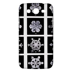 Snowflakes Exemplifies Emergence In A Physical System Samsung Galaxy Mega 5 8 I9152 Hardshell Case