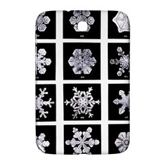 Snowflakes Exemplifies Emergence In A Physical System Samsung Galaxy Note 8 0 N5100 Hardshell Case