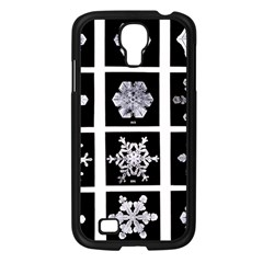 Snowflakes Exemplifies Emergence In A Physical System Samsung Galaxy S4 I9500/ I9505 Case (black)