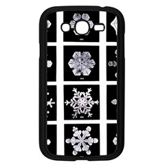Snowflakes Exemplifies Emergence In A Physical System Samsung Galaxy Grand Duos I9082 Case (black)