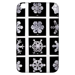 Snowflakes Exemplifies Emergence In A Physical System Samsung Galaxy Tab 3 (8 ) T3100 Hardshell Case