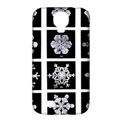 Snowflakes Exemplifies Emergence In A Physical System Samsung Galaxy S4 Classic Hardshell Case (pc+silicone)