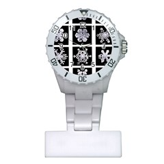 Snowflakes Exemplifies Emergence In A Physical System Plastic Nurses Watch