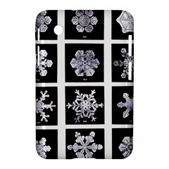 Snowflakes Exemplifies Emergence In A Physical System Samsung Galaxy Tab 2 (7 ) P3100 Hardshell Case