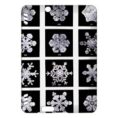 Snowflakes Exemplifies Emergence In A Physical System Kindle Fire Hdx Hardshell Case