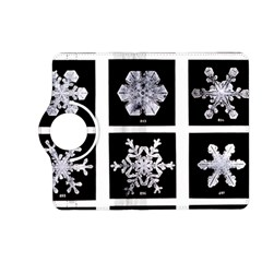 Snowflakes Exemplifies Emergence In A Physical System Kindle Fire Hd (2013) Flip 360 Case