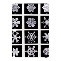 Snowflakes Exemplifies Emergence In A Physical System Samsung Galaxy Tab Pro 12 2 Hardshell Case