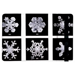 Snowflakes Exemplifies Emergence In A Physical System Ipad Air Flip