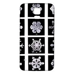 Snowflakes Exemplifies Emergence In A Physical System Samsung Galaxy S5 Back Case (white)