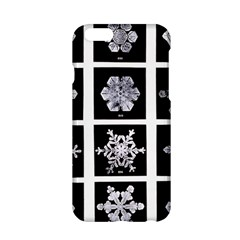 Snowflakes Exemplifies Emergence In A Physical System Apple Iphone 6/6s Hardshell Case
