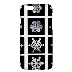 Snowflakes Exemplifies Emergence In A Physical System Apple Iphone 6 Plus/6s Plus Hardshell Case