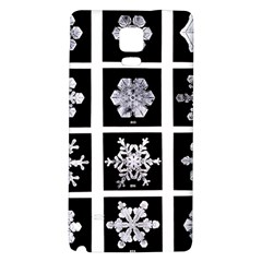 Snowflakes Exemplifies Emergence In A Physical System Galaxy Note 4 Back Case