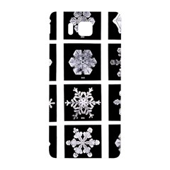 Snowflakes Exemplifies Emergence In A Physical System Samsung Galaxy Alpha Hardshell Back Case