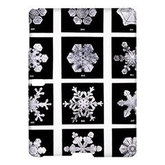 Snowflakes Exemplifies Emergence In A Physical System Samsung Galaxy Tab S (10 5 ) Hardshell Case