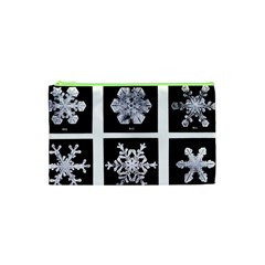 Snowflakes Exemplifies Emergence In A Physical System Cosmetic Bag (xs)