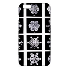 Snowflakes Exemplifies Emergence In A Physical System Iphone 6 Plus/6s Plus Tpu Case