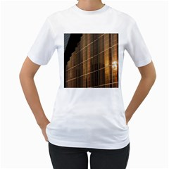 Swisstech Convention Center Women s T Shirt (white) (two Sided)