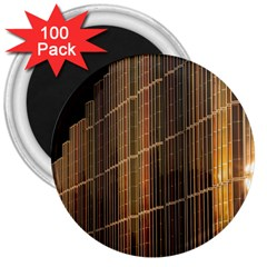 Swisstech Convention Center 3  Magnets (100 Pack)