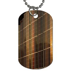 Swisstech Convention Center Dog Tag (two Sides)