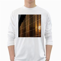 Swisstech Convention Center White Long Sleeve T Shirts
