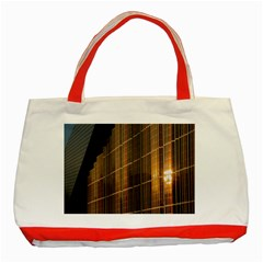 Swisstech Convention Center Classic Tote Bag (red)
