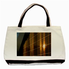 Swisstech Convention Center Basic Tote Bag (two Sides)