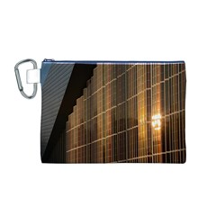 Swisstech Convention Center Canvas Cosmetic Bag (m)