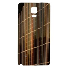 Swisstech Convention Center Galaxy Note 4 Back Case