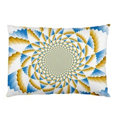 Tech Neon And Glow Backgrounds Psychedelic Art Psychedelic Art Pillow Case