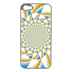 Tech Neon And Glow Backgrounds Psychedelic Art Psychedelic Art Apple Iphone 5 Case (silver)