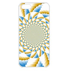 Tech Neon And Glow Backgrounds Psychedelic Art Psychedelic Art Apple Iphone 5 Seamless Case (white)