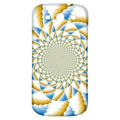 Tech Neon And Glow Backgrounds Psychedelic Art Psychedelic Art Samsung Galaxy S3 S Iii Classic Hardshell Back Case