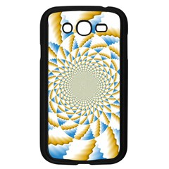 Tech Neon And Glow Backgrounds Psychedelic Art Psychedelic Art Samsung Galaxy Grand Duos I9082 Case (black)