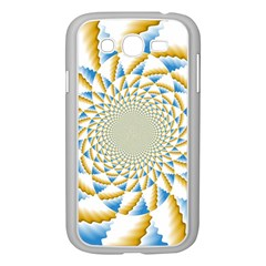 Tech Neon And Glow Backgrounds Psychedelic Art Psychedelic Art Samsung Galaxy Grand Duos I9082 Case (white)