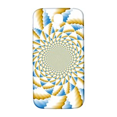 Tech Neon And Glow Backgrounds Psychedelic Art Psychedelic Art Samsung Galaxy S4 I9500/i9505  Hardshell Back Case