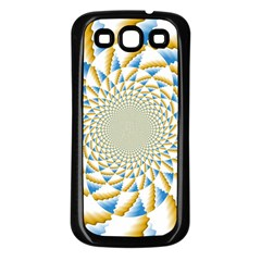 Tech Neon And Glow Backgrounds Psychedelic Art Psychedelic Art Samsung Galaxy S3 Back Case (black)