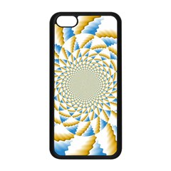 Tech Neon And Glow Backgrounds Psychedelic Art Psychedelic Art Apple Iphone 5c Seamless Case (black)