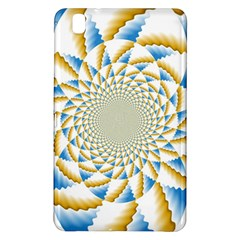 Tech Neon And Glow Backgrounds Psychedelic Art Psychedelic Art Samsung Galaxy Tab Pro 8 4 Hardshell Case