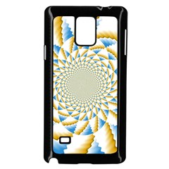 Tech Neon And Glow Backgrounds Psychedelic Art Psychedelic Art Samsung Galaxy Note 4 Case (black)