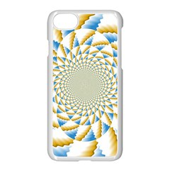 Tech Neon And Glow Backgrounds Psychedelic Art Psychedelic Art Apple Iphone 7 Seamless Case (white)