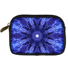 Tech Neon And Glow Backgrounds Psychedelic Art Digital Camera Cases