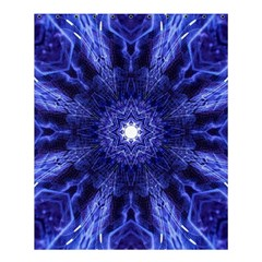 Tech Neon And Glow Backgrounds Psychedelic Art Shower Curtain 60  X 72  (medium)
